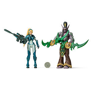 Heroes of the Storm Action Figures Series One