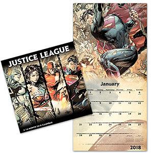 לוח שנה ליגת הצדק 2018