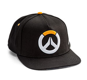 Overwatch Team Player Snapback Cap